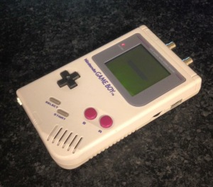 My Modified Game Boy